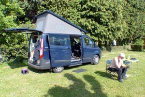 Brüssel - Campingplatz Grimbergen