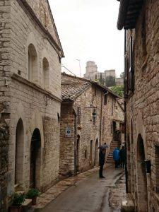 regnerisches Assisi