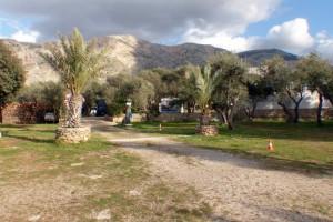 """Campingplatz """"La Playa"""" in Isola delle Femmine in der Nähe von Palermo"""