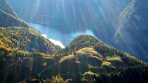 Königsee im Berchtesgadener Land