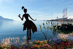 Montreux - Uferpromenade