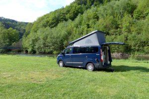 Natur-Camping Kyllburg / Eifel
