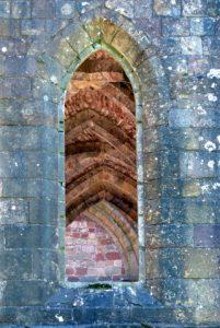 Klosterruine nahe Brampton