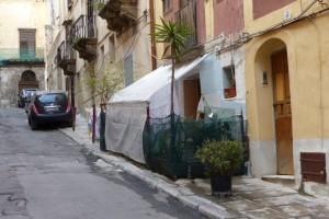Palermo - wenn die Wohnung zu klein ist