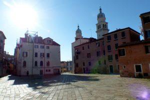 Irgendwo in Dorsodola, Venedig