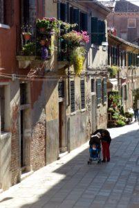 Irgendwo in Dorsudola, Venedig