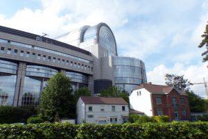 Brüssel - EU-Parlament