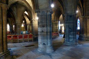 Krypta der Glasgow Cathedral